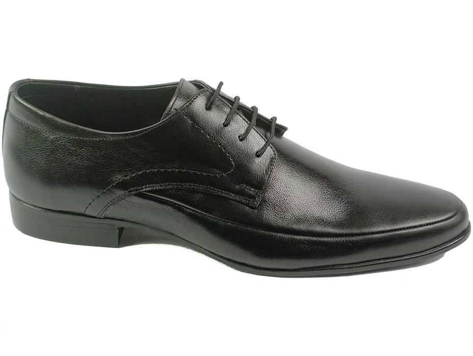 Мъжки обувки черни 6684