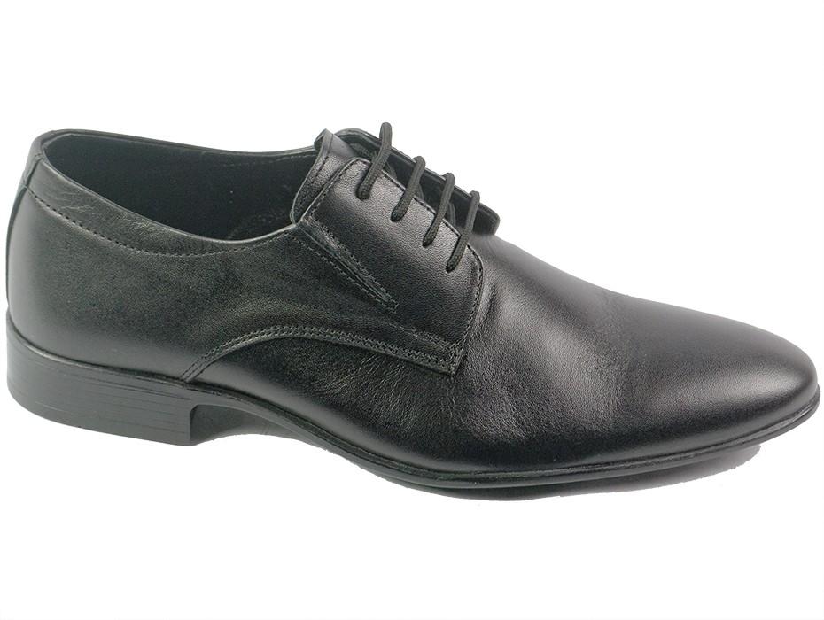 Юношески обувки черни 7358