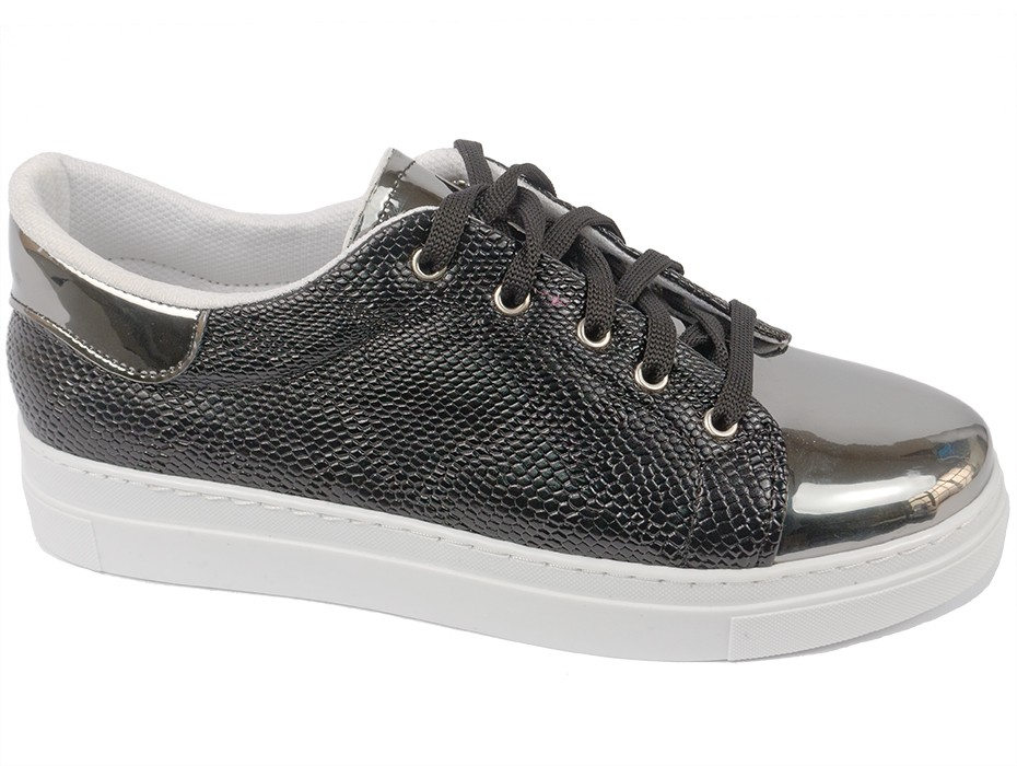 Дамски обувки черни 7934