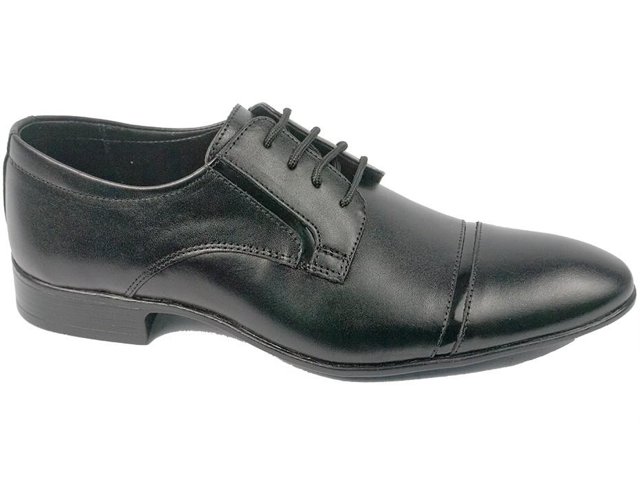 Юношески обувки черни 7989
