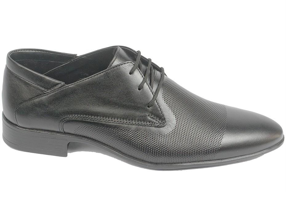 Юношески обувки черни 8005