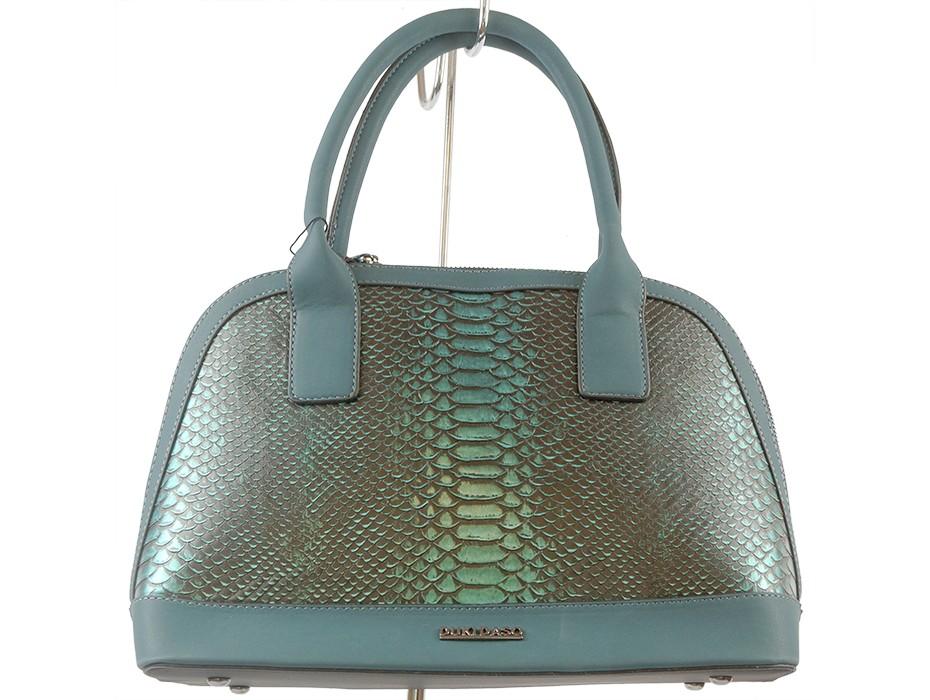 Дамска чанта тюркоаз 8187