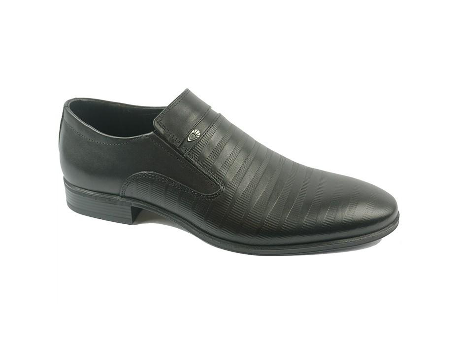 Мъжки обувки черни 8596