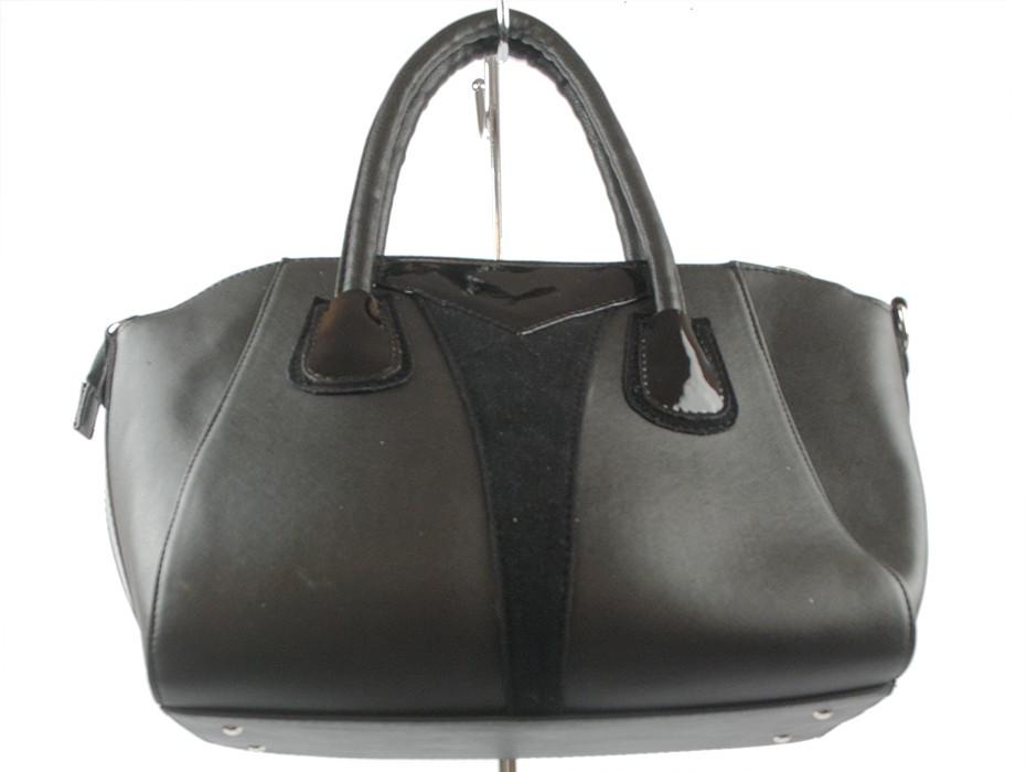 Дамска чанта черна 8983