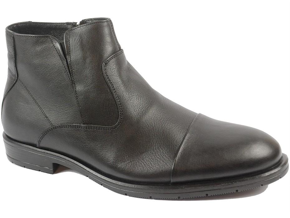 Мъжки боти черни 9246