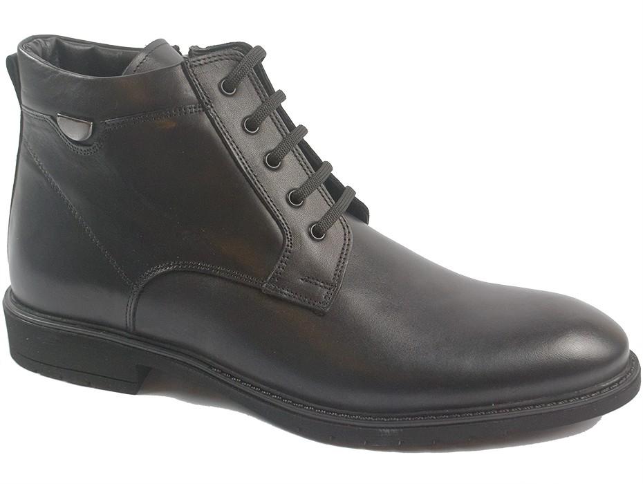Мъжки боти черни 9286