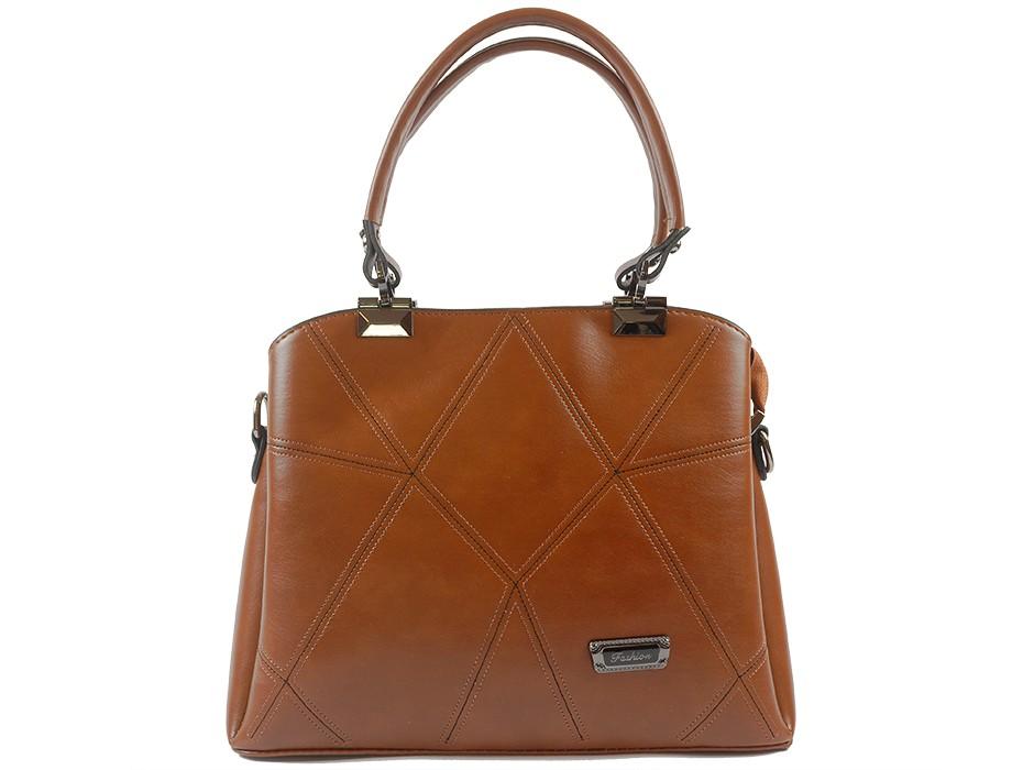 Дамска чанта кафява 9886