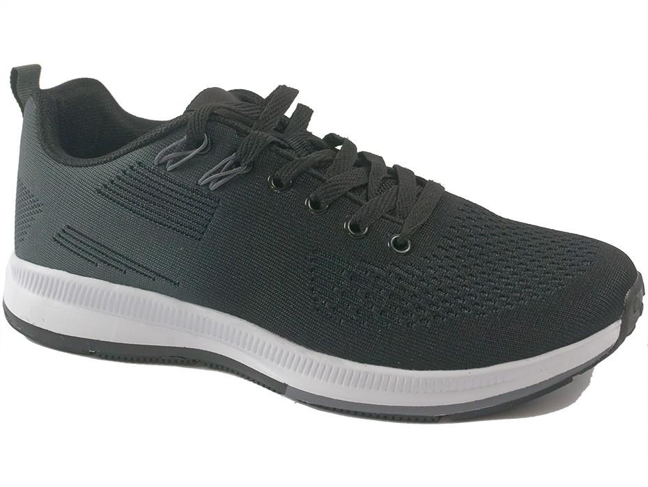 Мъжки обувки черни 10032