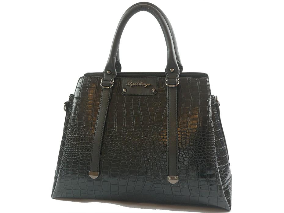 Дамска чанта черна 10040