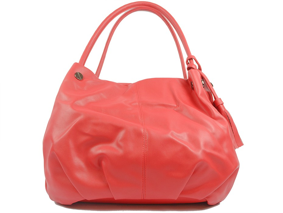 Дамска чанта червена 10437