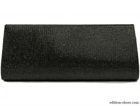 Дамска чанта черна 4482 - obuvki