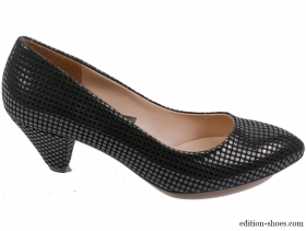 Дамски обувки черни 5353