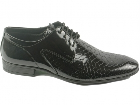 Мъжки обувки черни 6811 - obuvki