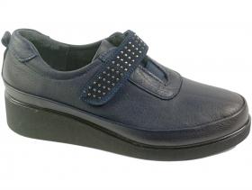 Дамски обувки сини 7460