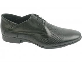 Мъжки обувки черни 7553