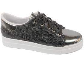 Дамски обувки черни 7934 - obuvki