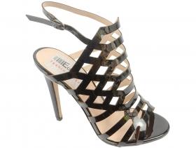 Дамски сандали черни 7953