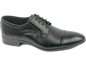 обувки-Юношески обувки черни 7989
