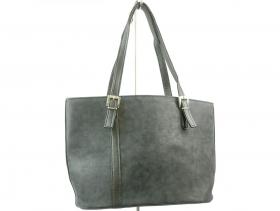 obuvki-Дамска чанта черна 8021