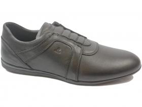 Мъжки обувки черни 8175