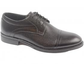 обувки-Мъжки обувки черни 8213