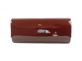 obuvki-Дамска чанта бордо 8649