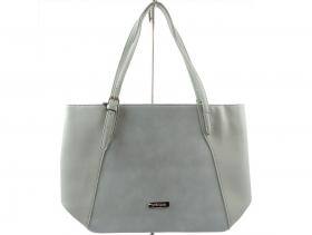 obuvki-Дамска чанта зелена 8673