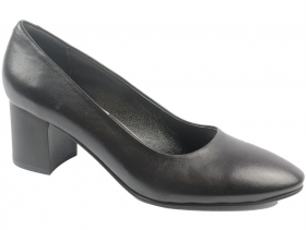 Дамски обувки черни 8705 - obuvki