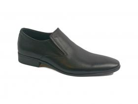 obuvki-Мъжки обувки черни 8571