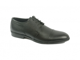 obuvki-Мъжки обувки черни 8579
