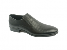 obuvki-Мъжки обувки черни 8596