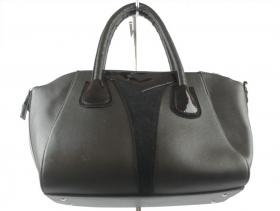 обувки-Дамска чанта черна 8983