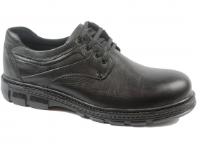 обувки-Мъжки обувки черни 9127