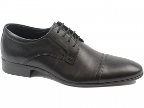 obuvki-Юношески обувки черни 9161