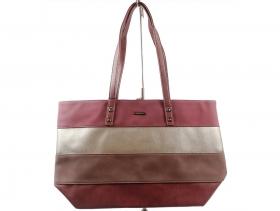 Дамска чанта бордо 9179