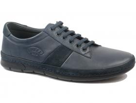 obuvki-Мъжки обувки сини 9224