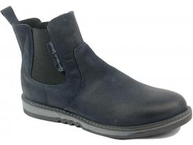 Мъжки боти сини 9297 - obuvki