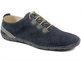 Мъжки обувки сини 9448
