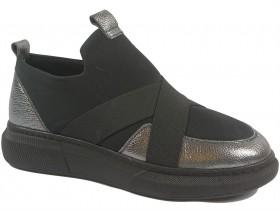 Дамски обувки черни 9823 - obuvki