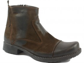 Мъжки боти кафяви 9831 - obuvki
