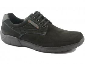obuvki-Мъжки обувки черни 9036