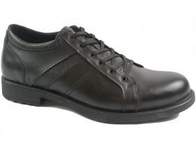 obuvki-Мъжки обувки черни XXL 9936