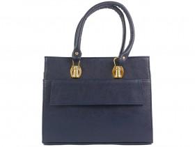 Дамска чанта синя 9953