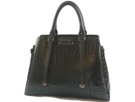Дамска чанта черна 10040 - obuvki