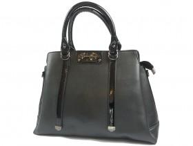 обувки-Дамска чанта черна 10041
