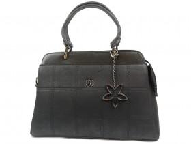 Дамска чанта черна 10261 - obuvki
