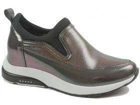 Дамски обувки сиви 10281