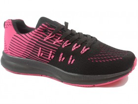 obuvki-Дамски обувки черни 10284