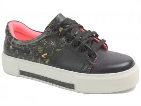 Дамски обувки черни 10290