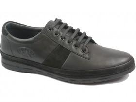 Мъжки обувки черни 10303